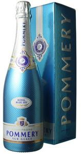 ポメリー ロワイヤル・ブルースカイ NV 白  Pommery Royal Blue Sky  スピード出荷
