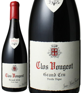 【10%OFFセール】クロ・ド・ヴージョ 2011  ジャン・マリー・フーリエ 赤 <br> Clos de Vougeot / Jean Marie Fourrie   スピード出荷