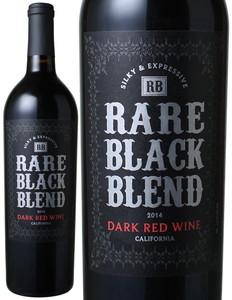 エクストリーム・レア・ブラック・ブレンド 2014 スコット・ワイン・セラーズ 赤  Extreme Rare Black Blend / Scotto Wine Cellars  スピード出荷