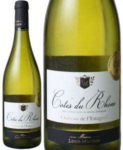 シャトー・レスタニョール・ブラン 2015 白  Chateaux de l'Estagnol Blanc   スピード出荷