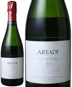 アルタディ カヴァ・ブリュット 2014 白  Artadi Cava Brut   スピード出荷