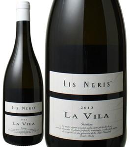 ラ・ヴィラ・フリウラーノ 2013 リスネリス 白  La Vila Friulano / Lis Neris  スピード出荷