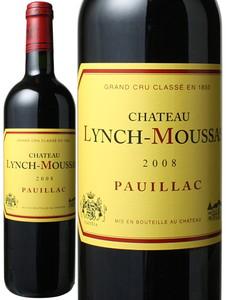 シャトー・ランシュ・ムーサ 2008 赤  Chateau Lynch Moussas  スピード出荷
