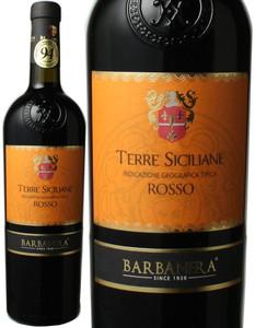 テッレ・シチリアーネ ロッソ 2015 バルバネラ 赤  Terre Siciliane Rosso / Barbanera  スピード出荷