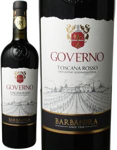 トスカーナ・ロッソ ゴヴェルノ 2016 バルバネラ 赤  Terre Siciliane Rosso / Barbanera  スピード出荷