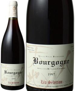 ブルゴーニュ・ルージュ 1997 ルー・デュモン レア・セレクション 赤  Bourgogne Rouge / Lou Dumont Lea Selection   スピード出荷