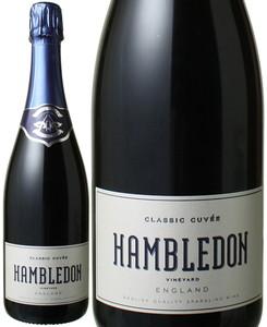 ハンブルドン クラシック・キュヴェ NV 白  Hambledon Classic Cuv?e   スピード出荷