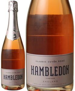 ハンブルドン クラシック・キュヴェ ロゼ NV ロゼ  Hambledon Classic Cuv?e Ros?   スピード出荷