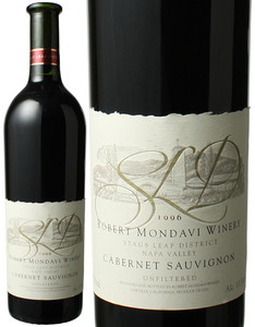 ロバート・モンダヴィ スタッグス・リープ・ディストリクト カベルネ・ソーヴィニヨン 1996 赤  Robert Mondavi Winery Stags Leap District Cabernet Sauvignon  スピード出荷