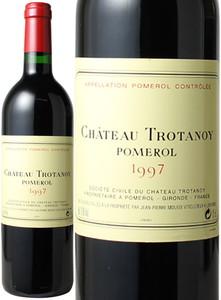 シャトー・トロタノワ 1995 ポムロル 赤  Chateau Trotanoy    スピード出荷