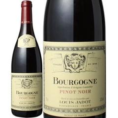 【送料無料】1本あたり1950円! ブルゴーニュ ピノ・ノワール 2015 ルイ・ジャド 12本セット 赤 ※ヴィンテージが異なる場合がございます。 Bourgogne Pinot Noir / Louis Jadot  スピード出荷