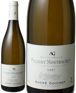 ピュリニー・モンラッシェ 1997 アンドレ・ゴワショ 白  Puligny Montrachet / Andre Goichot & Fils  スピード出荷