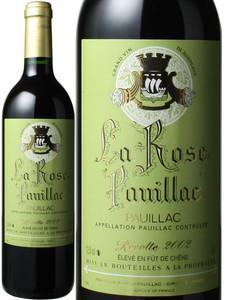 ラ・ローズ・ポイヤック 2002 赤  La Rose Pauillac  スピード出荷