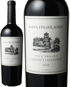 ナパ・ハイランズ カベルネソーヴィニヨン ナパヴァレー 2016 赤 Napa Highlands Cabernet Sauvignon Napa Valley  スピード出荷