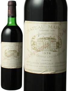 シャトー・マルゴー 1976 赤  Chateau Margaux   スピード出荷