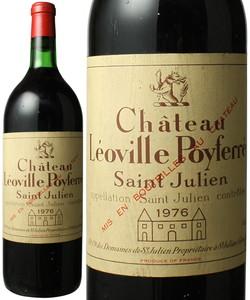 シャトー・レオヴィル・ポワフェレ マグナム1.5L 1976 赤  Chateau Leoville Poyferre   スピード出荷