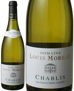 シャブリ 2015 ドメーヌ・ルイ・モロー 白  Chablis / Domaine Louis Moreau  スピード出荷