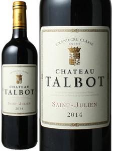 シャトー・タルボ 2014 赤  Chateau Talbot  スピード出荷