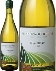 シャルドネ カリフォルニア 2016 ペッパーウッド・グローヴ 白  Pepperwood Grove Chardonnay  スピード出荷