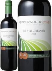 オールド・ヴァイン ジンファンデル カリフォルニア 2016 ペッパーウッド・グローヴ 赤 Pepperwood Grove Old Vine Zinfandel  スピード出荷