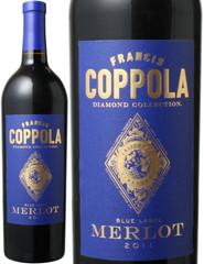 メルロー カリフォルニア 2016 フランシス・コッポラ ダイヤモンド・コレクション 赤 Merlot Francis Coppola Diamond Collection  スピード出荷