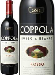 コッポラ・ロッソ カリフォルニア 2016 フランシス・コッポラ 赤