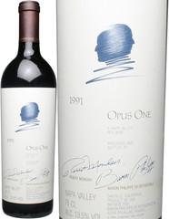 オーパス・ワン 1991 赤  Opus One   スピード出荷