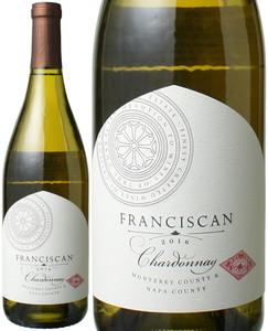 フランシスカン ナパ・ヴァレー シャルドネ 2016 白  Napa Valley Chardonnay Franciscan  スピード出荷