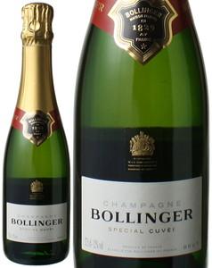 ボランジェ スペシャル・キュヴェ ブリュット ハーフ375ml NV シャンパン 白