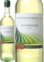 ソーヴィニヨン・ブラン カリフォルニア 2018 ペッパーウッド・グローヴ 白 Pepperwood Grove Sauvignon Blanc   スピード出荷