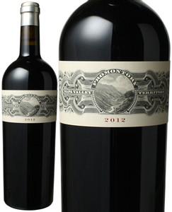 プロモントリー レッドワイン ナパヴァレー 2012 プロモントリー 赤  Promontory Red Wine Napa Valley  スピード出荷