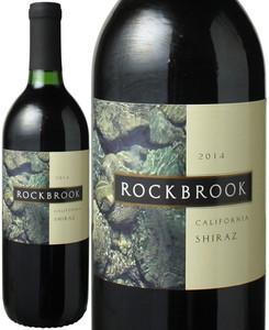 シラーズ 2014 ロックブルック 赤  Shiraz / Rockbrook   スピード出荷