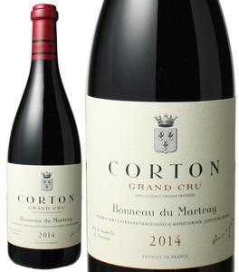 コルトン 2014 ボノー・デュ・マルトレイ 赤  Corton / Bonneau du Martray   スピード出荷