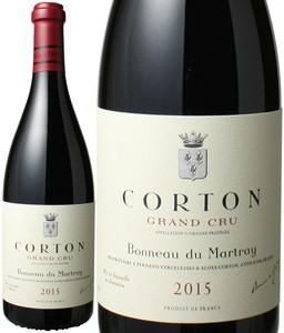 コルトン 2015 ボノー・デュ・マルトレイ 赤  Corton / Bonneau du Martray   スピード出荷