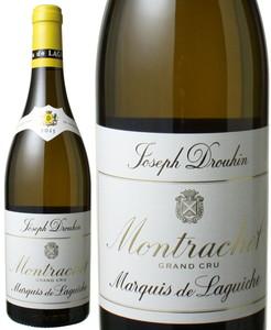 モンラッシェ マルキ・ド・ラギッシュ 2015 ジョゼフ・ドルーアン 白  Montrachet  Marquis de Laguiche / Maison Joseph Drouhin  スピード出荷