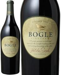 プティ・シラー 2017 ボーグル・ヴィンヤード 赤 ※ヴィンテージが異なる場合があります Petit Syrah / Bogle Vineyards   スピード出荷