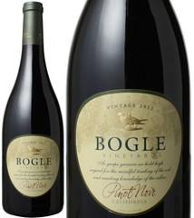 ピノ・ノワール 2015 ボーグル・ヴィンヤード 赤   Pinot Noir / Bogle Vineyards  スピード出荷