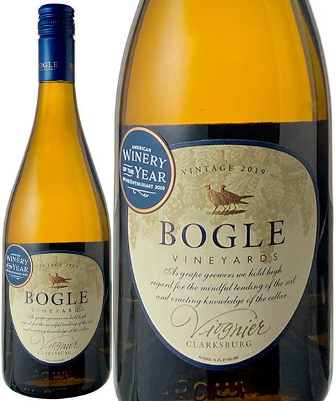 ヴィオニエ 2019 ボーグル・ヴィンヤード 白 ※ヴィンテージが異なる場合があります。 Viognier Clarksburg / Bogle Vineyards   スピード出荷