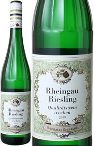 ラインガウ リースリング トロッケン 2016 ワインランド・ラインガウ 白  Rheingau Riesling Qualitatswein Trocken / Weinland Rheingau    スピード出荷