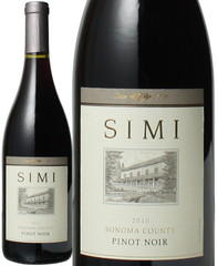 シミ ソノマ・カウンティ ピノ・ノワール 2014 シミ・ワイナリー 赤  Pinot Noir Sonoma County / Simi Winery  スピード出荷