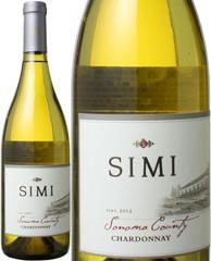 シミ ソノマ・カウンティ シャルドネ  2017  シミ・ワイナリー  白   ワイン/アメリカ  Chardonnay Sonoma County / Simi Winery   スピード出荷