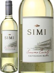 シミ ソノマ・カウンティ ソーヴィニヨン・ブラン 2015 シミ・ワイナリー 白  Sauvignon Blanc Sonoma County / Simi Winery  スピード出荷