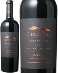 エステート・レッド 2015 チョーク・ヒル 赤 ※ヴィンテージが異なる場合があります。 Estate Red / Chalk Hill   スピード出荷