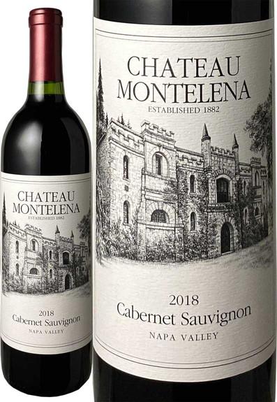 シャトー・モンテレーナ カベルネ・ソーヴィニヨン 2016 赤 Chateau Montelena Cabernet Sauvignon 2014   スピード出荷