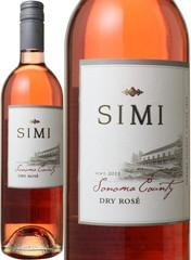 シミ ソノマ・カウンティ ドライ・ロゼ 2013 シミ・ワイナリー ロゼ  Dry Rose Sonoma County / Simi Winery   スピード出荷