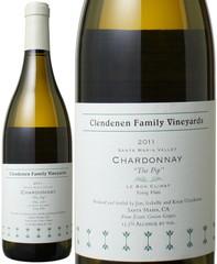 【新春セール】シャルドネ ザ・ピップ サンタ・マリア・ヴァレー 2013 クレンデネン・ファミリー・ヴィンヤーズ 白  Chardonnay The Pip / Clendenen Family Vineyards   スピード出荷