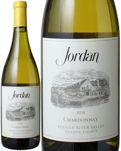 ジョーダン シャルドネ ロシアン・リヴァー・ヴァレー 2016 白 Jordan Chardonnay   スピード出荷