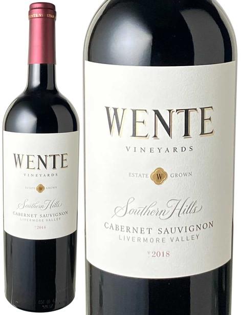 カベルネ・ソーヴィニヨン サウザン・ヒルズ ヴィンヤード・セレクション 2015 ウェンテ 赤  Wente Cabernet Sauvignon  スピード出荷