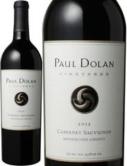 ポール・ドラン カベルネ・ソーヴィニヨン 2012 赤  Paul Dolan Vineyards Cabernet Sauvignon   スピード出荷