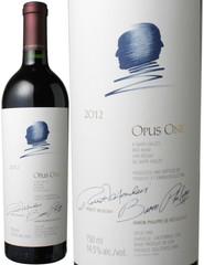 オーパス・ワン 2012 赤  Opus One 2012 / Robert Mondavi & Baron Philippe De Rothschild   スピード出荷